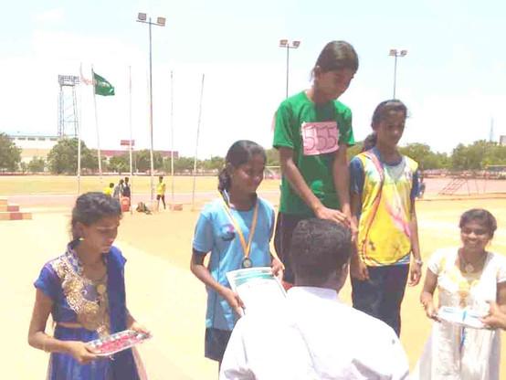 Zonal sports meet