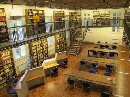 SCA-CICOP - 2020 15 Biblioteca Seminario