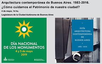 CICOP - Dia de los Monumentos - mayo 201
