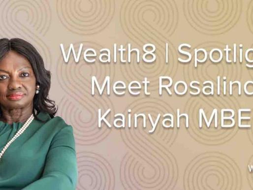 Spotlight: Meet Rosalind Kainyah MBE