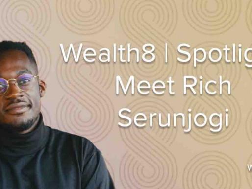 Spotlight: Meet Rich Serunjogi