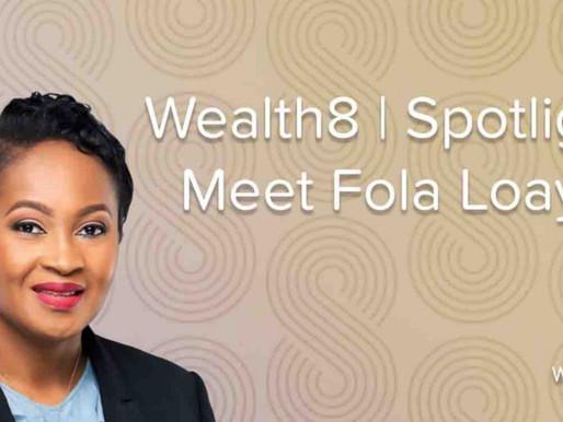 Spotlight: Meet Fola Laoye