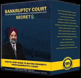 Bankruptcy Court Secrets