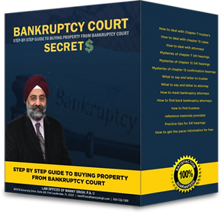 Bankruptcy Court Secrets