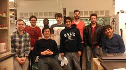 Julio Miranda & Crews lab