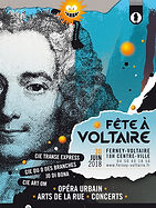Fête à Voltaire 2018 - Direction artistique : Karine Laleu - Direction technique : Sylvie Ananos