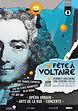 Fête à Voltaire 2018 - Direction artistique : Karine Laleu - Direction technique : Sylvie Ananos - Graphisme : Pétronille Remaury