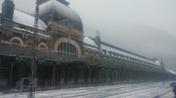 Gare de Canfranc