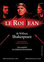 le Roi Jean de Schakespeare - Mise en scène : Lionel Fernandez - Cie Art Om