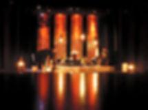 Carmen de Bizet - Mise e scène : arine Laleu - Décors : Emilie Roy