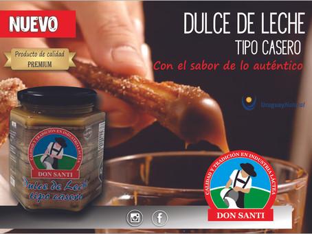 Nuevo Dulce de Leche Don Santi