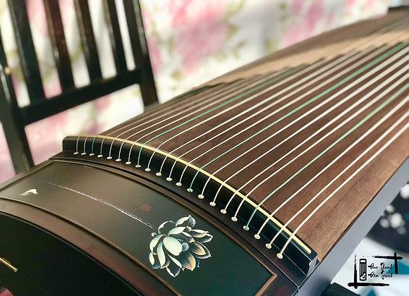 Đàn Guzheng hoa sen
