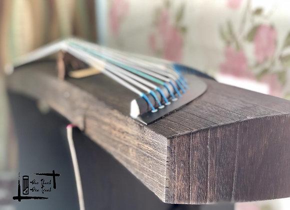 Đàn Cổ Tranh gỗ nguyên khối