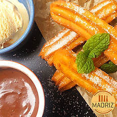 Churros & Dark Chocolate Sauce