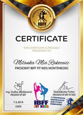 Milanka Mia Rakocevic from Montenegro.jp