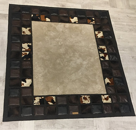 TAPIS COW LEATHER