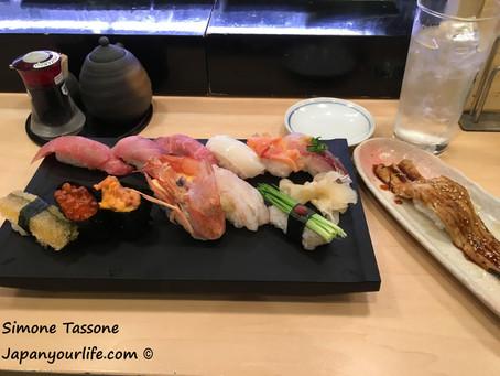 Il Sushi in Giappone è così diverso?