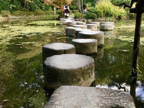 I Giardini zen di Kyoto.