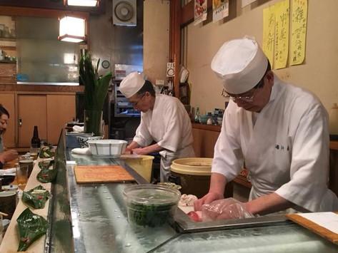 Iso Sushi, il segreto del mercato di Toyosu
