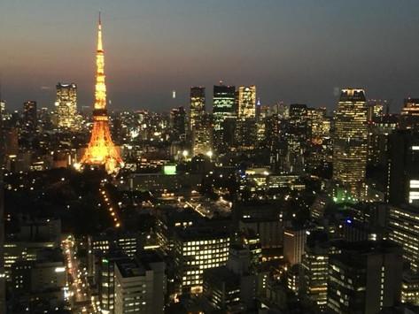 Tokyo dall'alto - World Trade Center Building