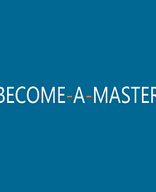BECOME-A-MASTER