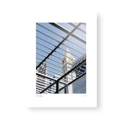 Fine Art Print DIFC Views by Celine