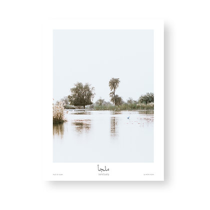 Poster Sanctuary by Akemi