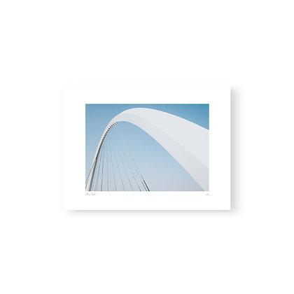 Art Print Tolerance Bridge by Akemi