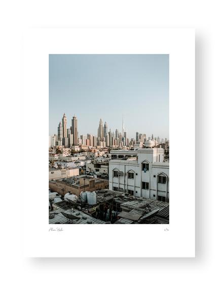 Skyline by Akemi Hoshi