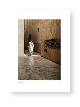 Bastakya Man by Celine Grassy