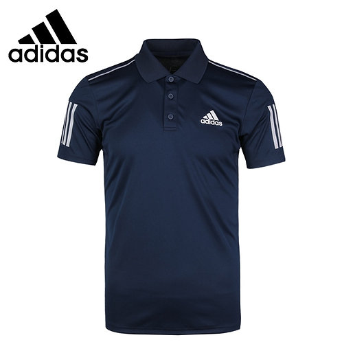 Adidas CLUB 3STR POLO Men's POLO Shirt Short Sleeve Sportswear