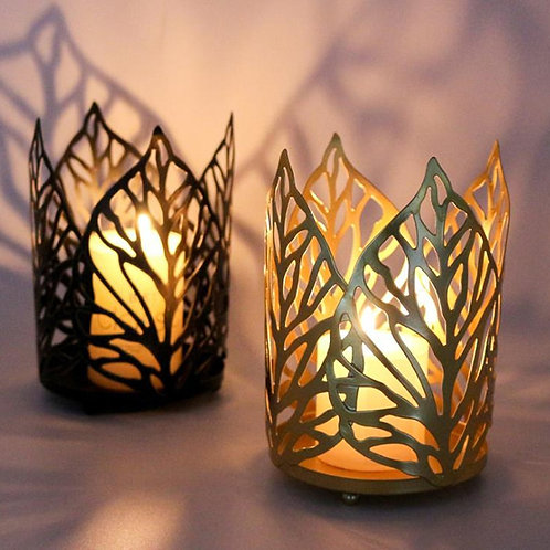 Candle Holder, Candlestick Table Decoration for Wedding, Dinner, Party