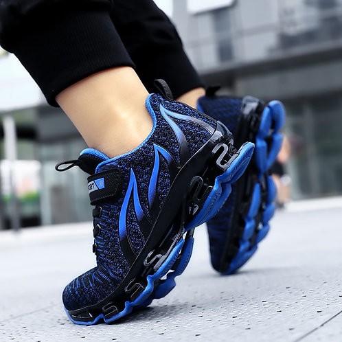 2020 Fashion Breathable Kids Sneakers Lightweight Boys Shoes Non-Slip Kids..