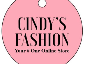 """20% off for the entire month of July, use code """"Cindy 21"""" with the purchase of $50.00 and over.."""