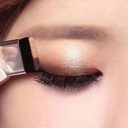 Color Gradient Lazy Eye Shadow Makeup Palette Glitter Eyeshadow Pallete