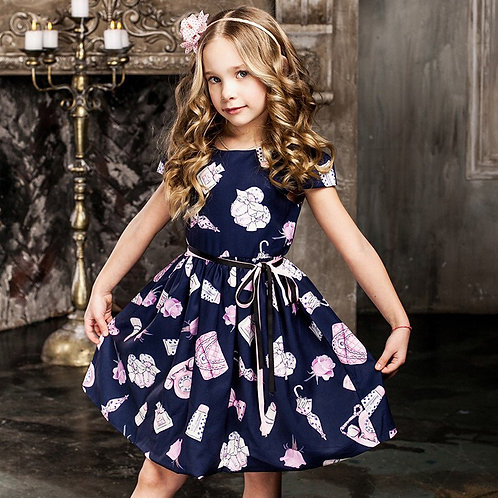 2021 New Cute Baby Girl Dress Clothes Kids Princess Dress for Girl Party Dress