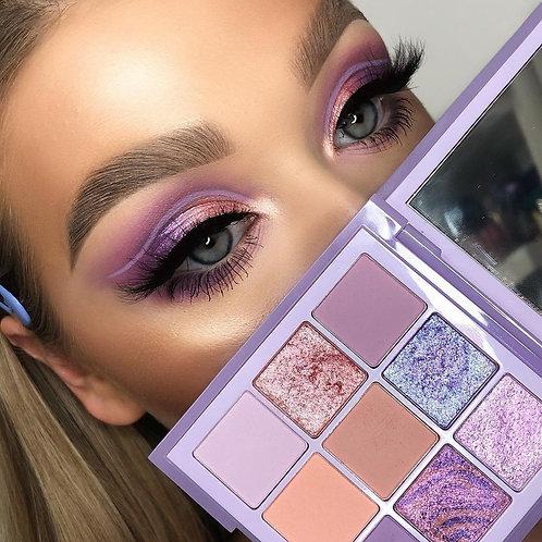 9 Color Eye Shadow Shimmer 2020 New Eyeshadow Matte Palette Glitter Glazed