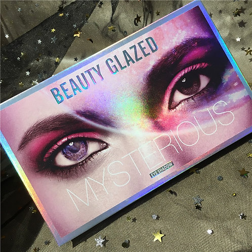 Brand Makeup 18 Color Eyeshadow Palette Pressed Glitter Shimmer Matte Eyeshadow