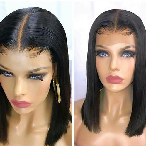 Bob Lace Front Wigs Bob Wig Lace Frontal Wig 13x4 Straight Lace Front Wig Pre Pl