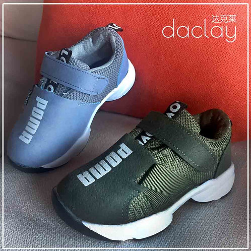 Boys  Casual Mesh Sneakers Breathable Soft Soled Running Sports