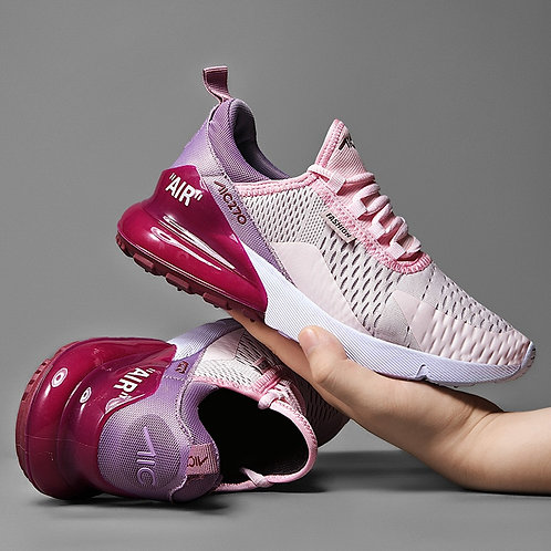 Breathable Mesh Women Shoes Light Casual Sports Tenis Trainers Ladies