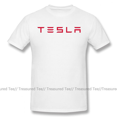 Elon Musk T Shirt Tesla T-Shirt Mens Fashion Tee Shirt Funny Print