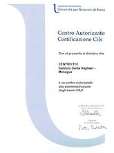 Centro autorizado CILS  Managua