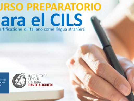 Curso preparatorio CILS