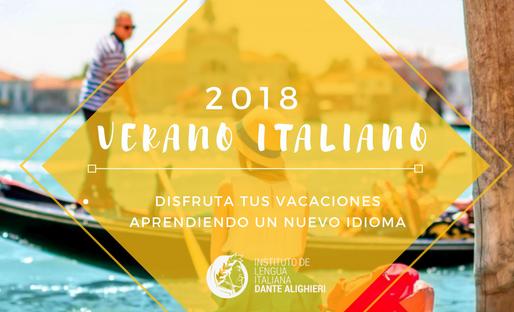 Verano en Italiano: En 6 semanas aprende italiano básico