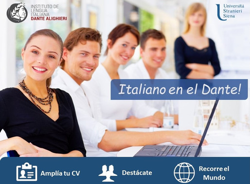 Estudia y Certifica tu Italiano !