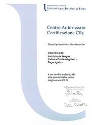 Centro autorizado CILS  Tegucigalpa