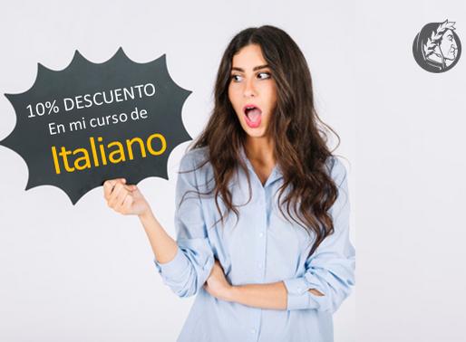 ¡Llega Octubre y nuevos cursos de italiano también!