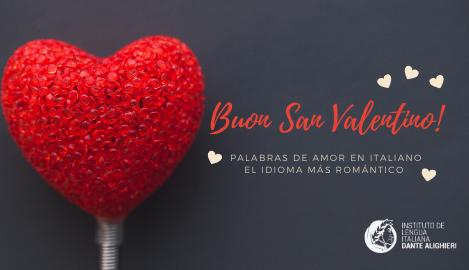 El italiano es el idioma del amor