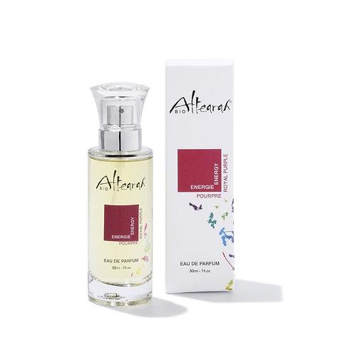 Parfum de soin Bio - Pourpre - Energie